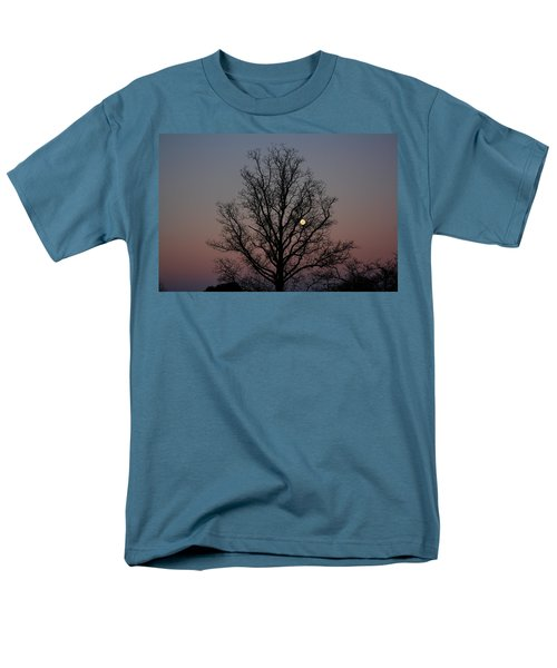 Through The Boughs Landscape Men's T-Shirt  (Regular Fit) by Dan Stone