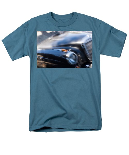 Men's T-Shirt  (Regular Fit) featuring the photograph To Journey Through Space And Time by Alex Lapidus