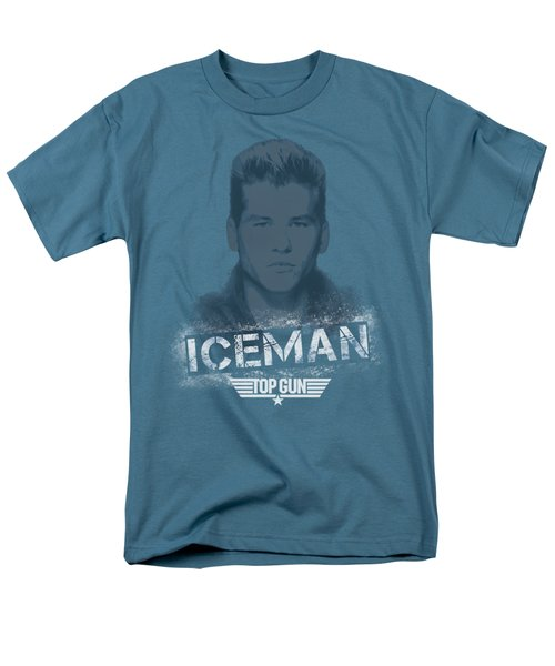 Top Gun - Iceman Men's T-Shirt  (Regular Fit) by Brand A