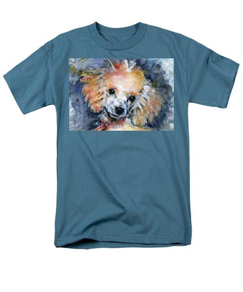 Toy Poodle Men's T-Shirt  (Regular Fit)