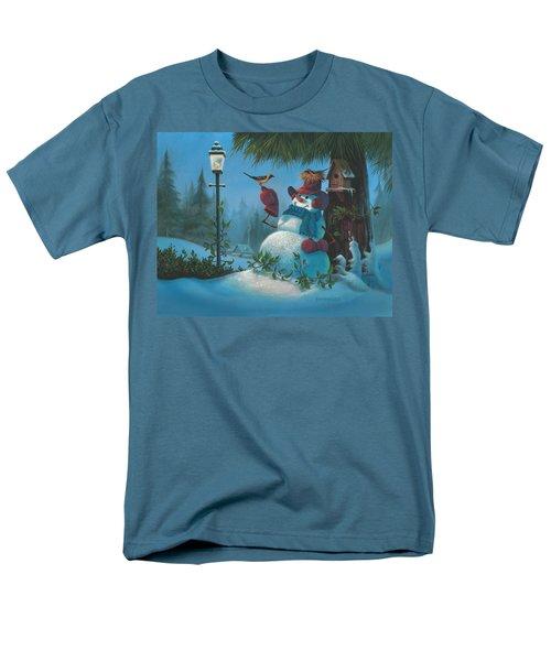 Tweet Dreams Men's T-Shirt  (Regular Fit)