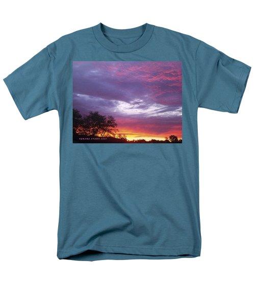 Unforgettable Majestic Beauty Men's T-Shirt  (Regular Fit) by Verana Stark