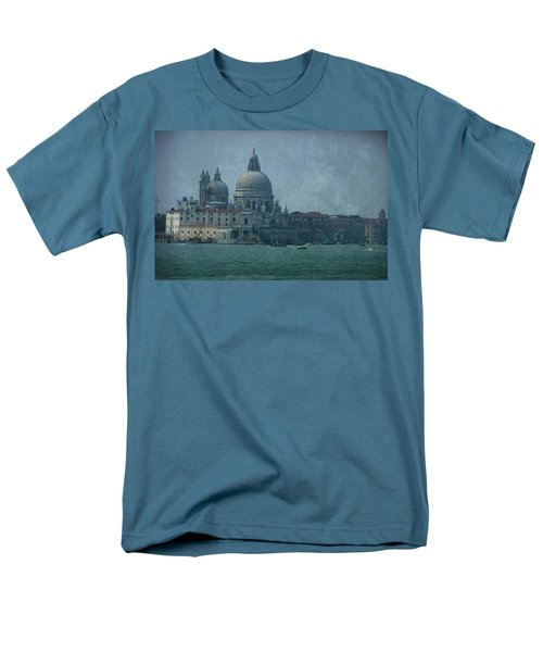 Men's T-Shirt  (Regular Fit) featuring the photograph Venice Italy 1 by Brian Reaves