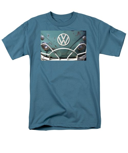 Men's T-Shirt  (Regular Fit) featuring the photograph Vw Oldie But Goodie by Jane Eleanor Nicholas