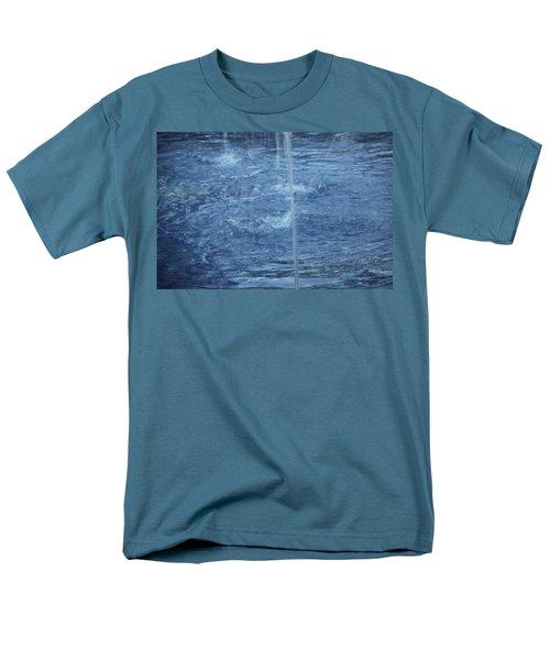 Water Men's T-Shirt  (Regular Fit) by Mustafa Abdullah