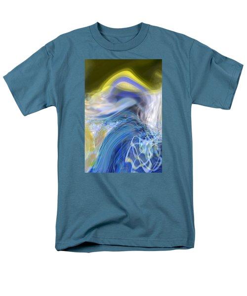 Wave Theory Men's T-Shirt  (Regular Fit) by Richard Thomas