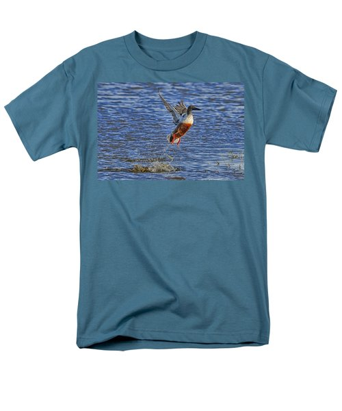Men's T-Shirt  (Regular Fit) featuring the photograph We Have Liftoff by Gary Holmes