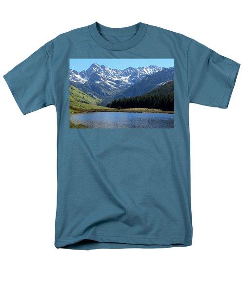 Beautiful Colorado Men's T-Shirt  (Regular Fit) by Fiona Kennard