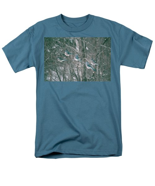 Winter Conference Men's T-Shirt  (Regular Fit) by David Porteus