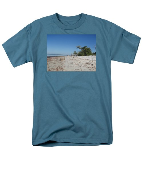 Men's T-Shirt  (Regular Fit) featuring the photograph Ye Olde Pirates Chest by Robert Nickologianis