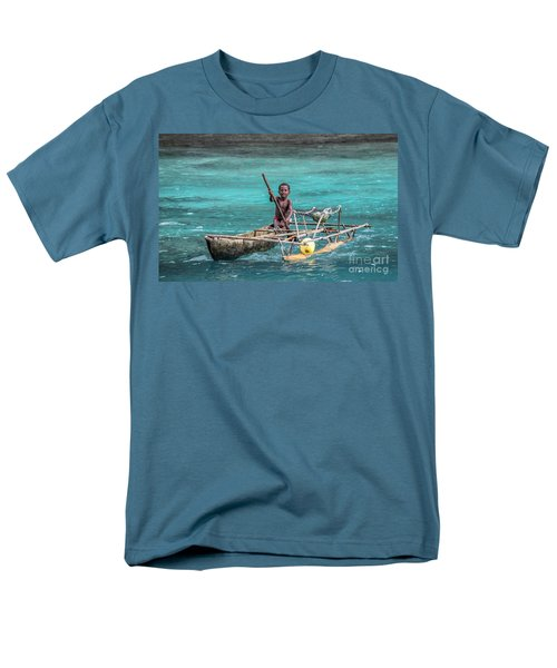 Young Seaman Men's T-Shirt  (Regular Fit) by Jola Martysz