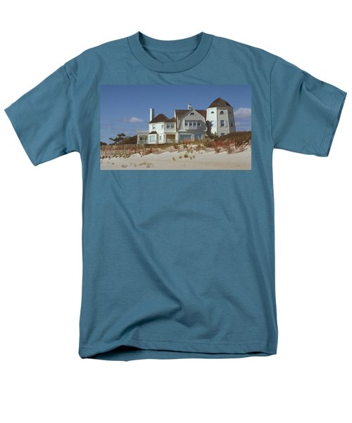 Beach House Men's T-Shirt  (Regular Fit) by Mark Greenberg