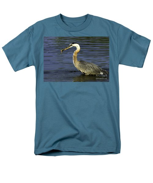 Men's T-Shirt  (Regular Fit) featuring the photograph 2 For 1 Dinner Special by Clayton Bruster