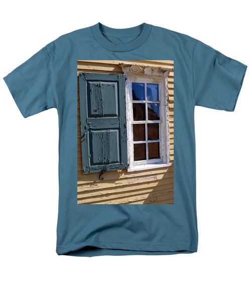 A Window Into The Past Wipp Men's T-Shirt  (Regular Fit)