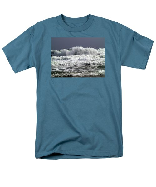 Aftermath Of A Storm Iv Men's T-Shirt  (Regular Fit) by Patricia Griffin Brett