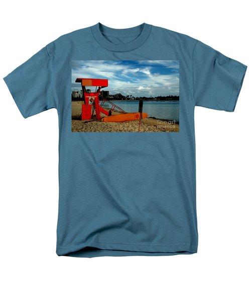 Ala Moana Men's T-Shirt  (Regular Fit) by Mark Gilman