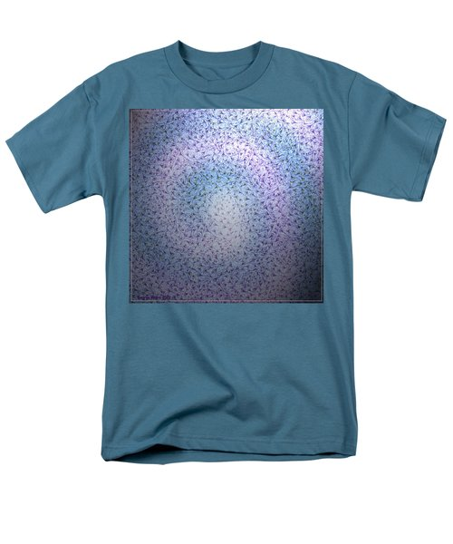 Men's T-Shirt  (Regular Fit) featuring the digital art Alien Skin by George Pedro