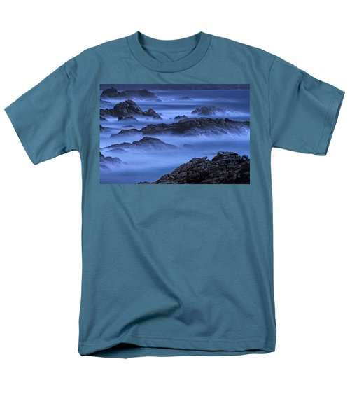 Big Sur Mist Men's T-Shirt  (Regular Fit) by William Lee