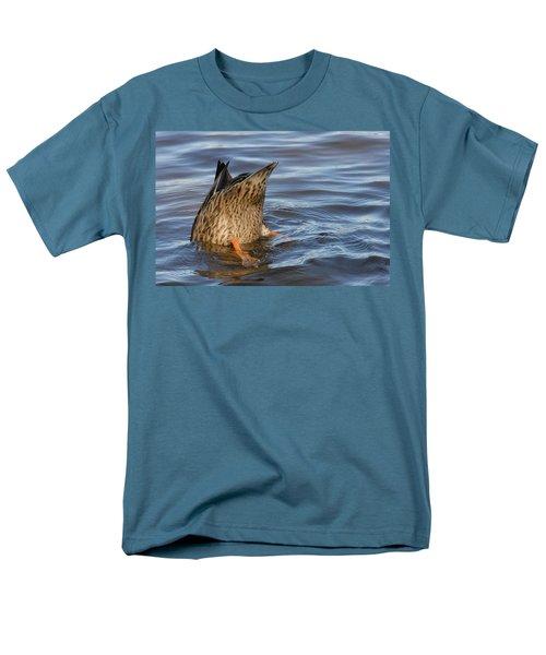 Bottom's Up Men's T-Shirt  (Regular Fit) by Cindy Manero