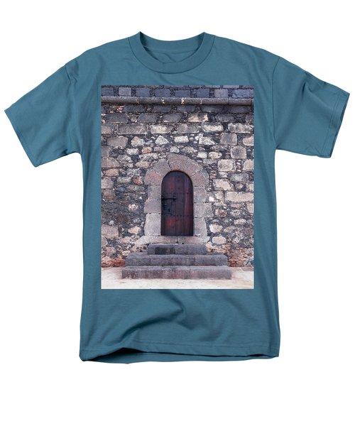 Castillo de San Gabriel at Arrecife T-Shirt by Jouko Lehto