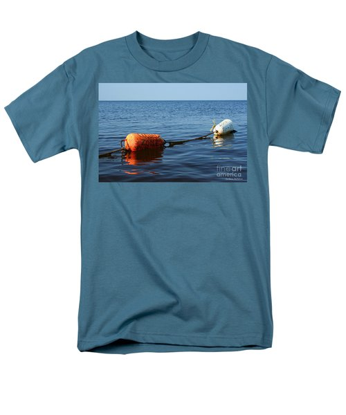 Men's T-Shirt  (Regular Fit) featuring the photograph Closed by Barbara McMahon