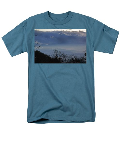 Men's T-Shirt  (Regular Fit) featuring the photograph Evening At Grants Pass by Mick Anderson