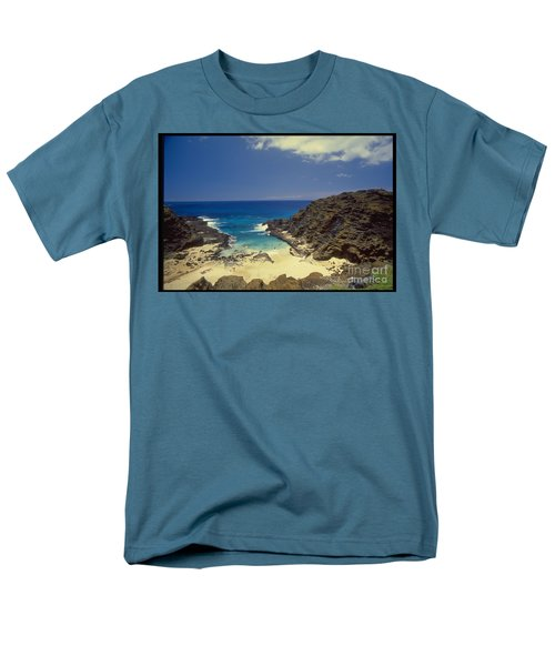 From Here To Eternity Beach Men's T-Shirt  (Regular Fit) by Mark Gilman