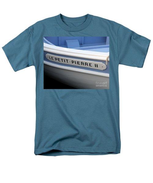 Le Petit Pierre II Men's T-Shirt  (Regular Fit) by Lainie Wrightson