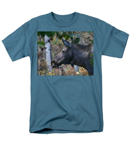Men's T-Shirt  (Regular Fit) featuring the photograph On Alert by Doug Lloyd