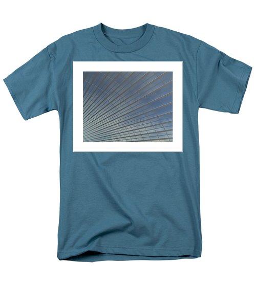 Men's T-Shirt  (Regular Fit) featuring the digital art The Hangar... by Tim Fillingim