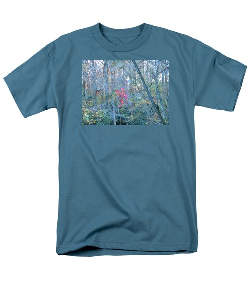 Men's T-Shirt  (Regular Fit) featuring the photograph Burst Of Color by Kay Gilley