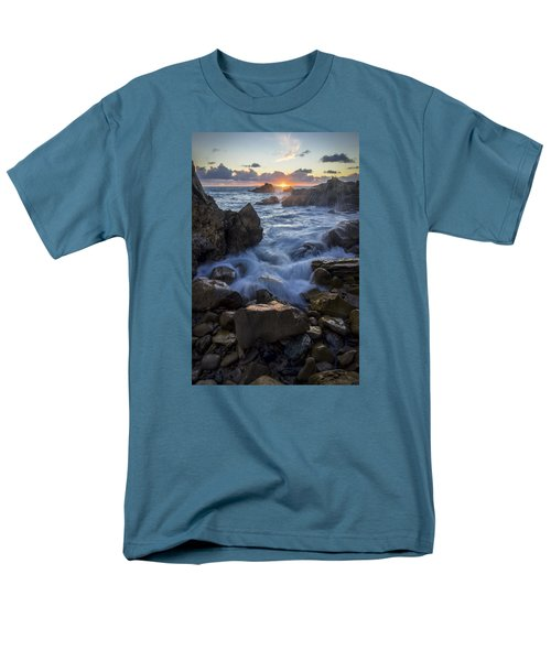 Men's T-Shirt  (Regular Fit) featuring the photograph Corona Del Mar by Sean Foster