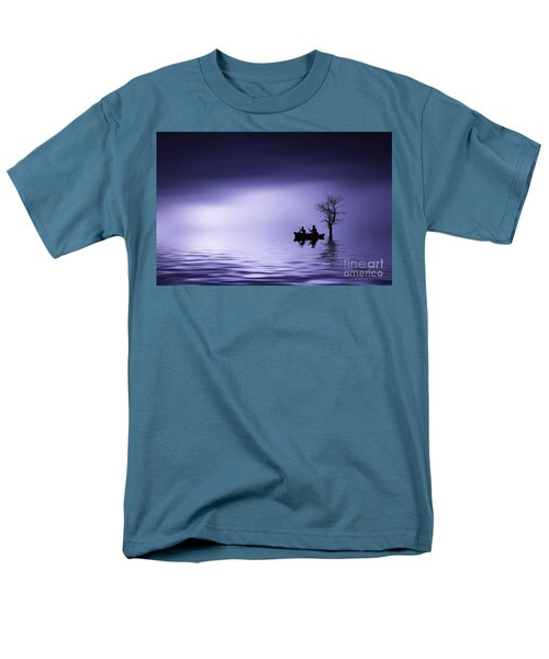 Men's T-Shirt  (Regular Fit) featuring the photograph Cruise by Bess Hamiti