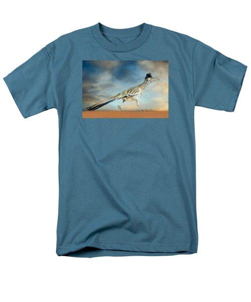 Greater Roadrunner Men's T-Shirt  (Regular Fit)