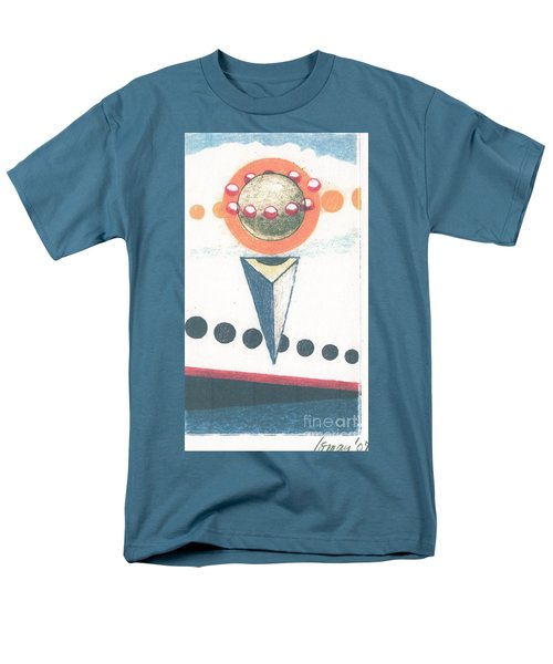 Idea Ismay Men's T-Shirt  (Regular Fit) by Rod Ismay