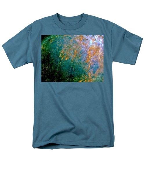 Lush Foliage Men's T-Shirt  (Regular Fit) by Tim Townsend