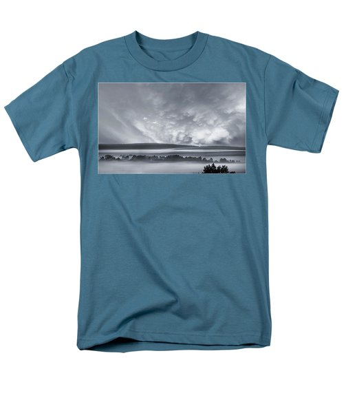 Misty Morning Men's T-Shirt  (Regular Fit)