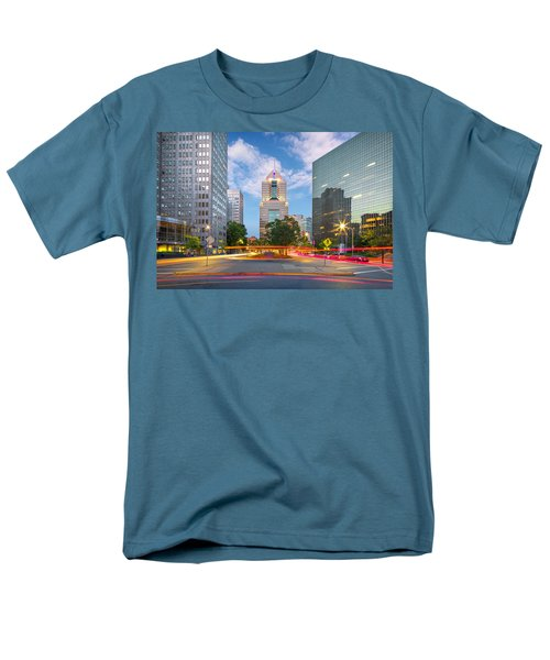 Pittsburgh 16 Men's T-Shirt  (Regular Fit) by Emmanuel Panagiotakis