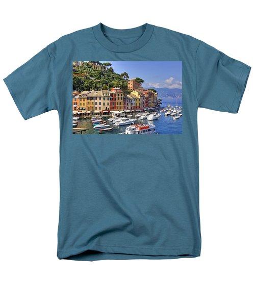Portofino Men's T-Shirt  (Regular Fit)