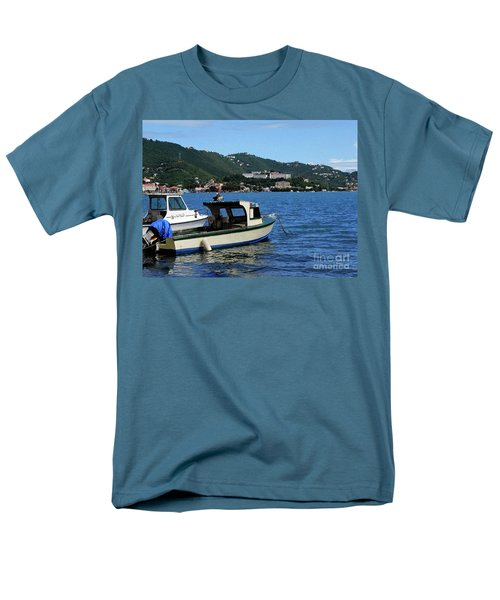 Men's T-Shirt  (Regular Fit) featuring the photograph Ready To Go by Gary Wonning