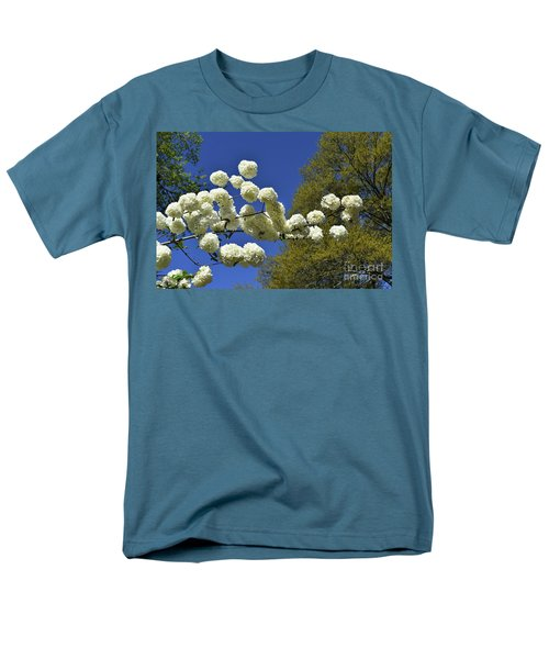 Men's T-Shirt  (Regular Fit) featuring the photograph Snowballs by Skip Willits