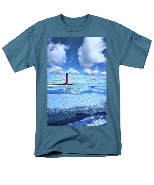 Men's T-Shirt  (Regular Fit) featuring the photograph Steadfast by Phil Koch