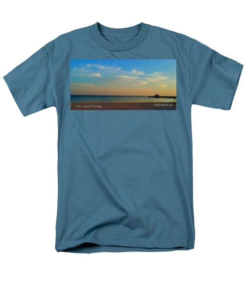 Sunset Men's T-Shirt  (Regular Fit) by Janice Spivey