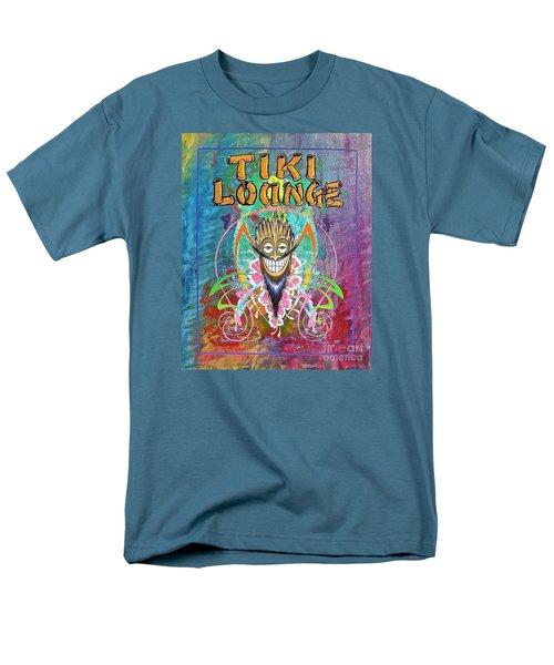 Tiki Lounge  Men's T-Shirt  (Regular Fit) by Alan Johnson