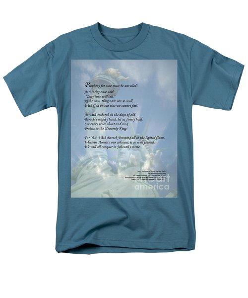 Writer, Artist, Phd. Men's T-Shirt  (Regular Fit) by Dothlyn Morris Sterling