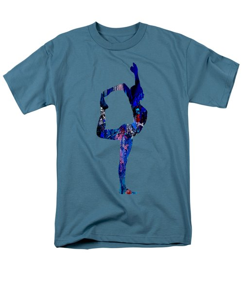 Yoga Collection Men's T-Shirt  (Regular Fit) by Marvin Blaine