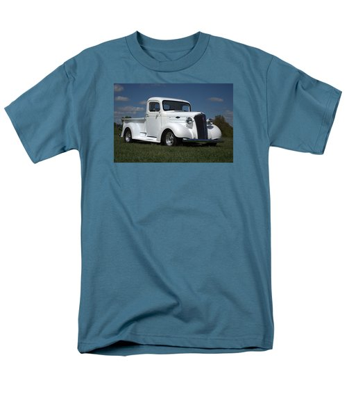 1937 Chevrolet Pickup Truck Men's T-Shirt  (Regular Fit) by Tim McCullough
