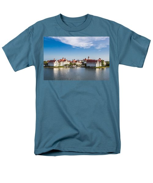 Disney's Grand Floridian Resort And Spa Men's T-Shirt  (Regular Fit)