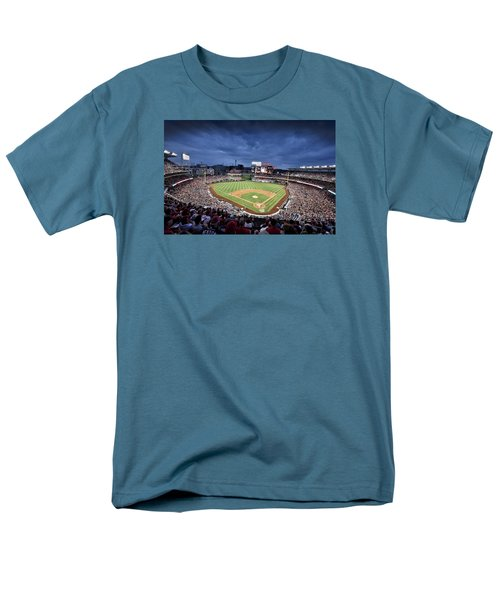 Nats Park - Washington Dc Men's T-Shirt  (Regular Fit) by Brendan Reals