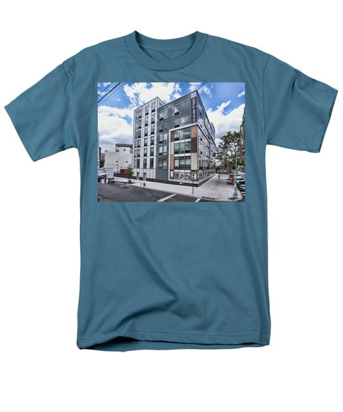 250n10 #4 Men's T-Shirt  (Regular Fit) by Steve Sahm